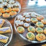 2015年・2016年のアイシングクッキー作品