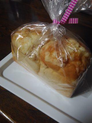 手作りマスク & おうちパン試作