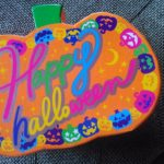 10月 ハロウィンアイシングクッキーレッスン 皆さまご参加ありがとうございました
