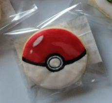 アイシングクッキーのオーダー ポケモン尽くしのお誕生日